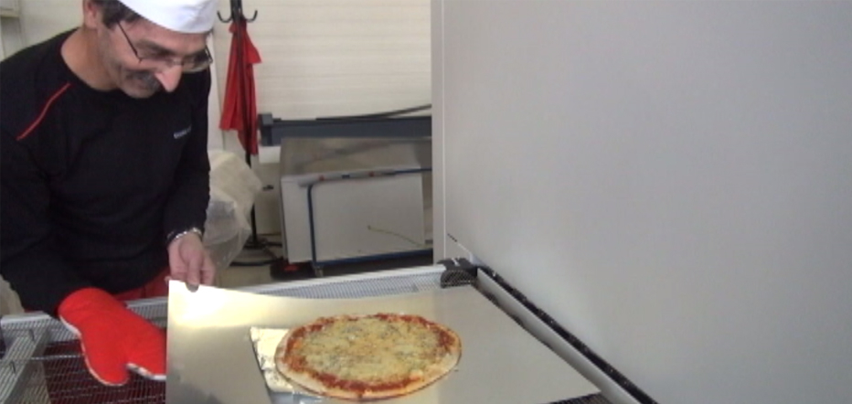 Post-Bake Oven video